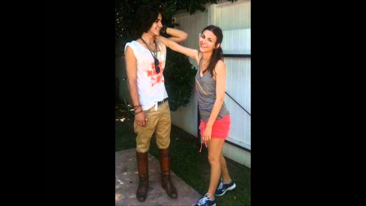 Victoria Justice e Avan Jogia - YouTube