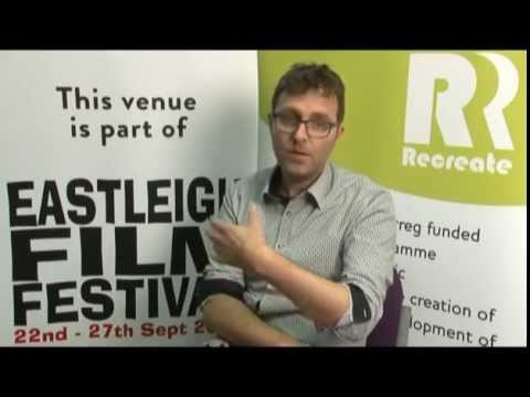 Eric Omond: Eastleigh Film Festival interview (French)