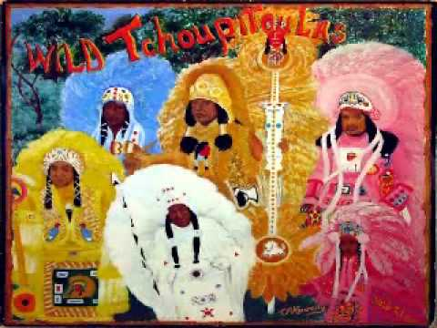 Wild Tchoupitoulas - Indian Red