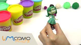 Nojinho com massinha Play Doh | Divertida Mente