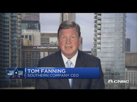 Southern Company CEO: Both sides can agree on implementing effective energy policy
