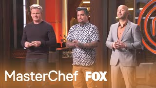 Tonight There Is A Surprise Guest Judge | Season 10 Ep. 15 | MASTERCHEF