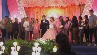 live wedding tinus dan silva  ptc entrop jayapura 2019