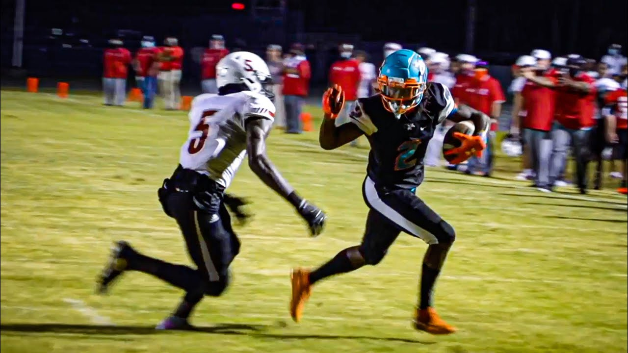 Download THE #1 RECEIVER IN THE NATION VS 5-STAR ALABAMA COMMIT! (FRIDAY NIGHT LIGHTS)