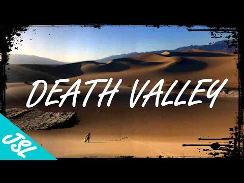 Crazy Death Valley Sand Dune SLEDDING & ALIENS? Epic Road Trip Day 3