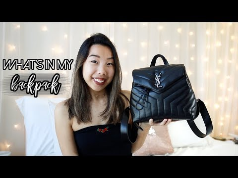 what's-in-my-bag?-ysl-small-loulou-backpack-2018