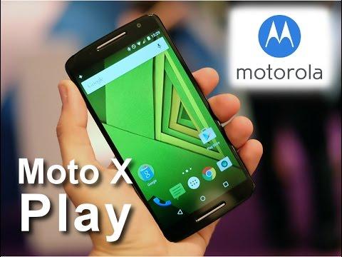Motorola Moto X Play - Czy warto ją kupić? Test - Opinia - Recenzja