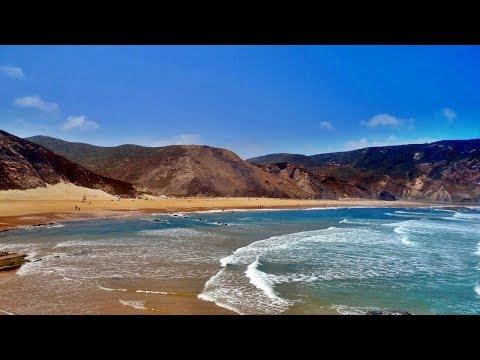 Praia do Castelejo em Vila do Bispo no Algarve (Portugal)