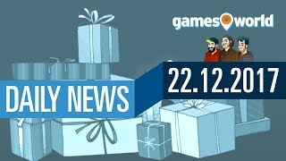 Steam Winter Sale, Stardew Valley und Pokémon Switch | Gamesworld Daily News - 22.12.2017