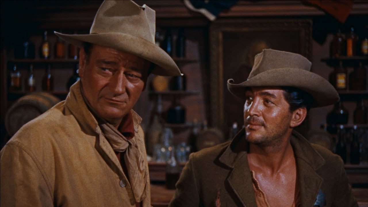 John Wayne Filme Deutsch Ganzer Film Rio Grande