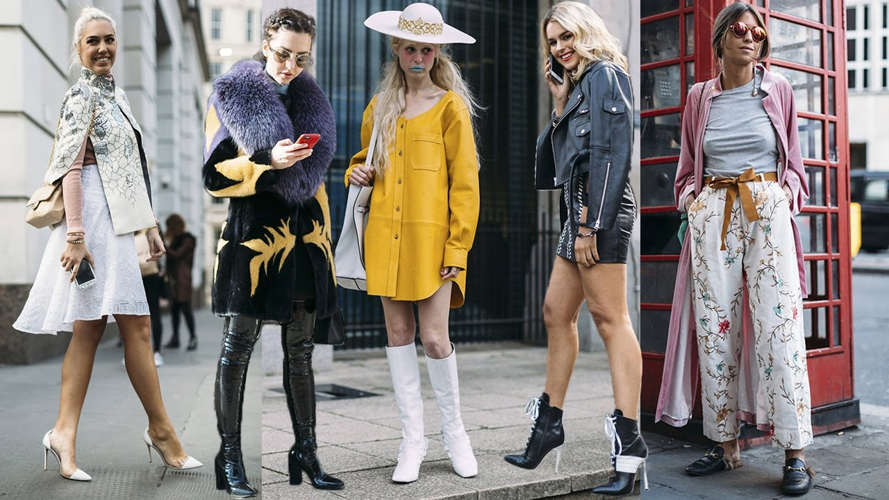 All The Best Street Style Looks From London Fashion Week