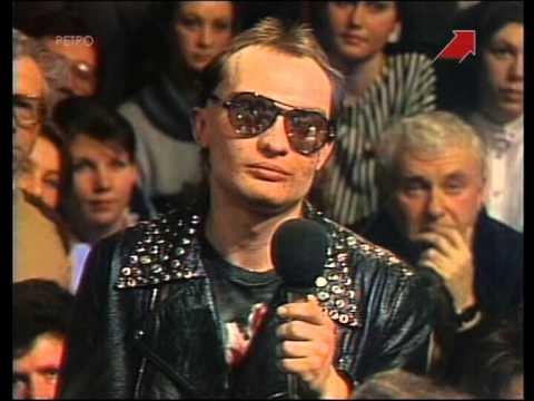 """Музыкальный ринг - Бит-квартет """"Секрет"""" (1987)"""