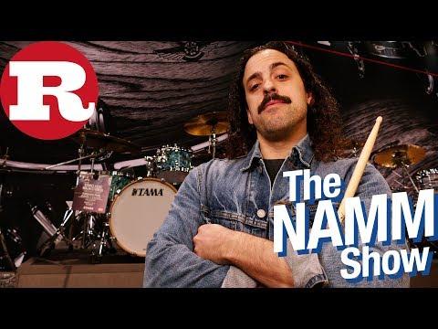 Rhythm - Tama Stand Tour - NAMM Show 2020