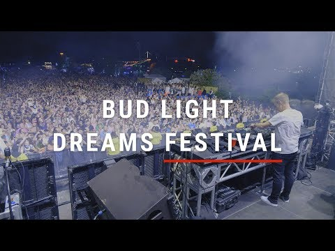 Bud Light Dreams Music Festival 2018