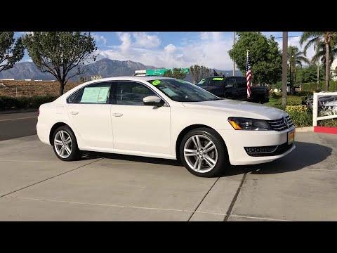 2015 Volkswagen Passat Ontario, Claremont, Montclair, San Bernardino, Victorville, CA PW9104T