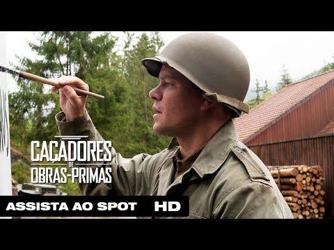 Trailer do filme Caçadores de Obras-Primas