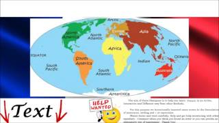 French Dialogue - Where are you from? = D'où es-tu? -Tell the age, country, nationality