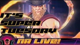 IT'S SUPER TUESDAY #2 - Street fighter V AE