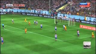 Атлетико Мадрид 1 1 Барселона SuperCup-(2013-2014)(Все видео Барселоны футбольного сезона 2013-2014 только на моем канале, а также моя и ваша аналитика, прогнозы..., 2013-08-30T09:26:46.000Z)