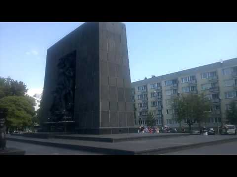 Warsaw, Poland:  MUSEUM OF THE HISTORY OF POLISH JEWS