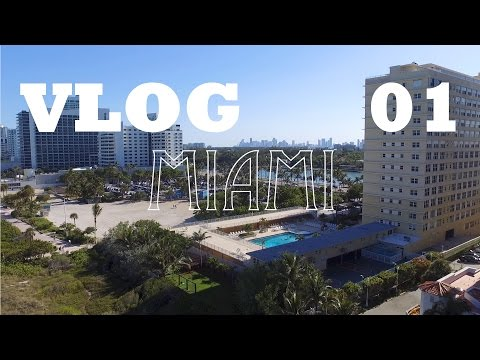 MY FIRST VLOG - The City of Miami