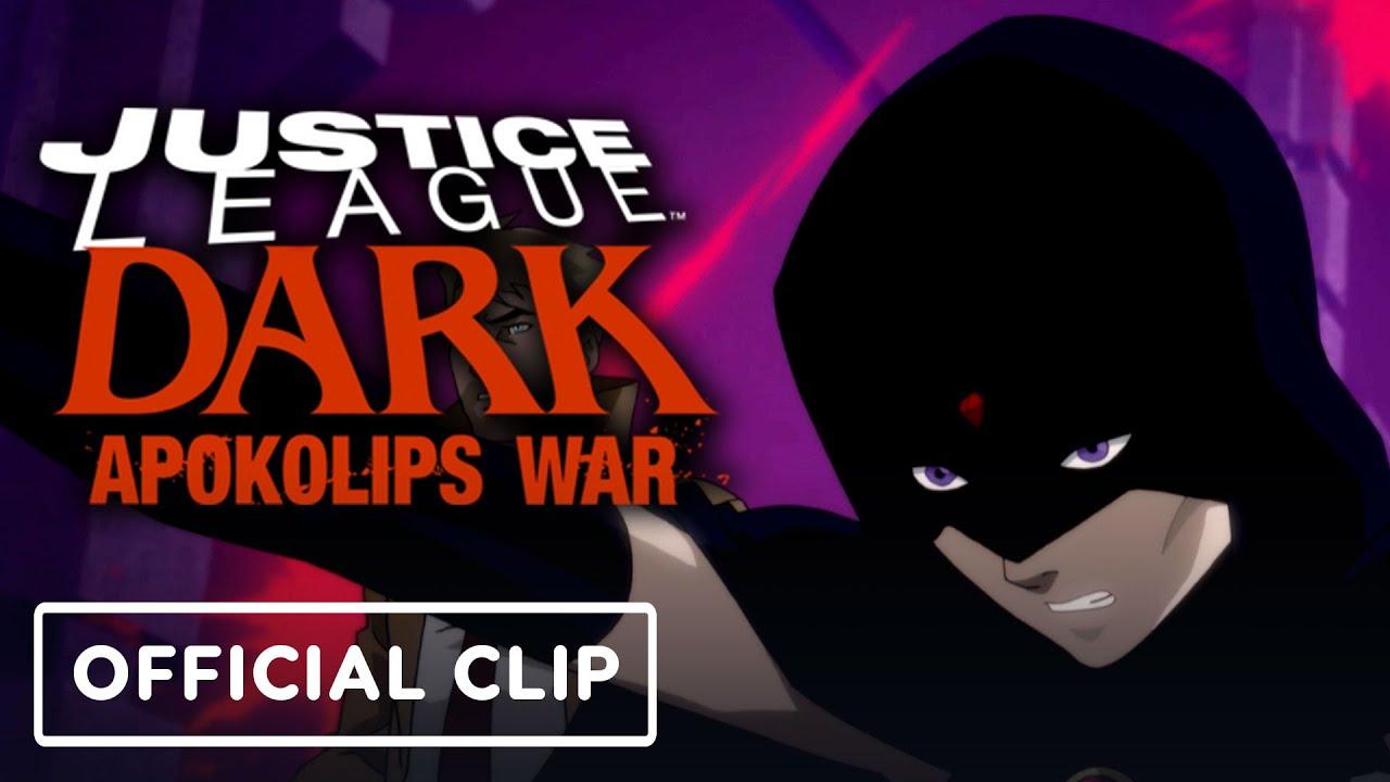 4K ULTRAHD ~ [Justice League Dark: Apokolips War] 2020 ~ VIDEO MOVIE CLIPS