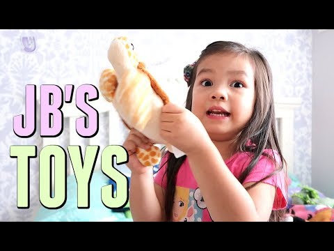 MEET JB'S TOYS! - August 18, 2017 -  ItsJudysLife Vlogs