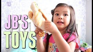 MEET JB'S TOYS! - August 18, 2017 -  ItsJudysLife Vlogs