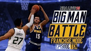 nba live franchise mode draft preview