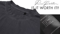Are these the BEST Blank T-Shirts? (Rue Porter Review)