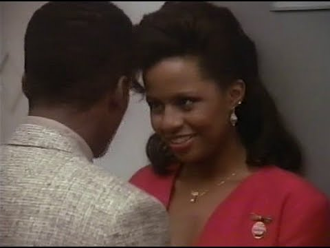 Dream Date (1989, starring Clifton Davis, Tempestt Bledsoe, Kadeem Hardison, Anne-Marie Johnson)