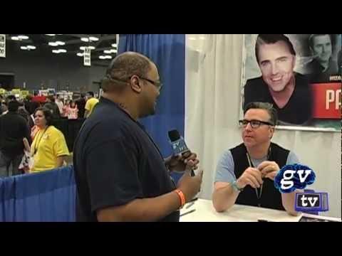 Paul McGillion  @ Wizard World Austin 2012