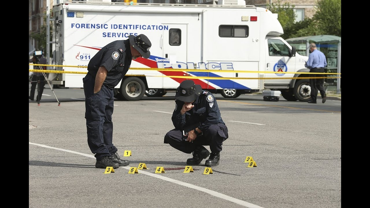 WARMINGTON: Tragedy narrowly avoided at Jamestown shooting