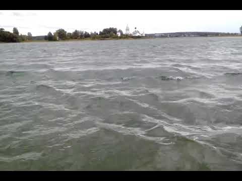 Ворсма. Озеро Тосканка.