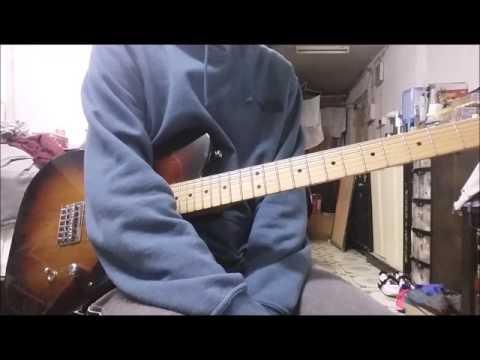 Douten ( Heaven Shaking Event ) - Naruto Shippuden guitar cover by Tsun@Eternity