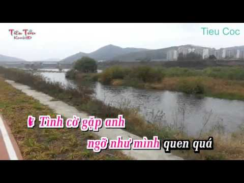 Chieu San Ga { karaoke } Moi Nu Feat