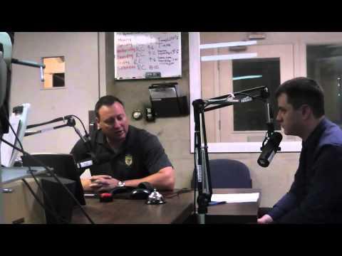 Elgin IL PD Body Camera Discussion on WRMN Radio 9/28/2015