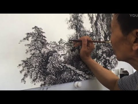 Landscape Painting in Chinese Art Part 1/2