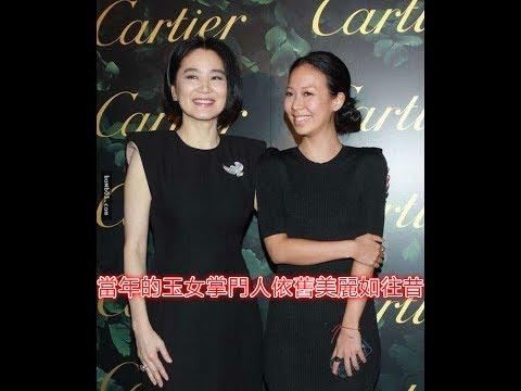 62歲林青霞同台28歲女兒還是「美到超搶鏡」,網友感嘆「世上再也不會有第二個林青霞了」!