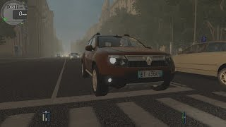 City Car Driving 1.5.2 Renault Duster 2010 TrackIR 4 Pro [1080P]