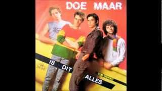 Doe Maar - Is Dit Alles, 1982 (Instrumental Cover) + Lyrics