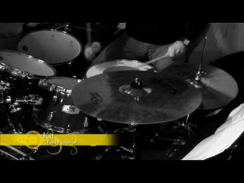 Dave Betts drum medley