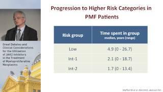 Debate: Survival benefit of JAK2 inhibitors in Myelofibrosis
