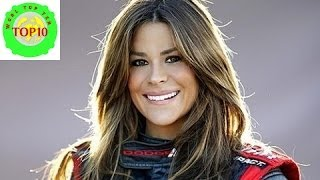 World Top Ten Hottest Female Race Car Drivers