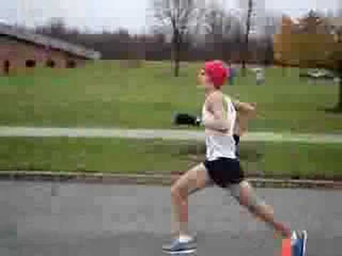 2007 Warren Turkey Trot 5 Miler (2nd, 3rd, 4th pla...