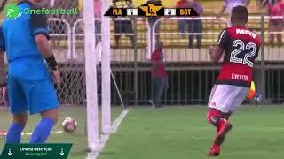 Flamengo 3 x 1 Botafogo - Melhores Momentos & Gols - Campeonato Carioca 2018