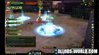 Battle in Astral and Massive PVP in Allods Online