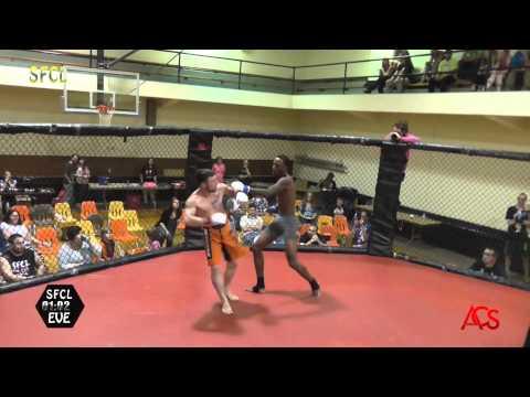 "ACSLIVE.TV Presents  ""So Fly Combat League""  Josh Lawrence vs Jose Johnson"