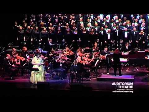 Too Hot to Handel: The Jazz-Gospel Messiah