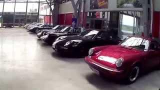 Pimania Club - Raduno Porsche Autodromo Adria 2014